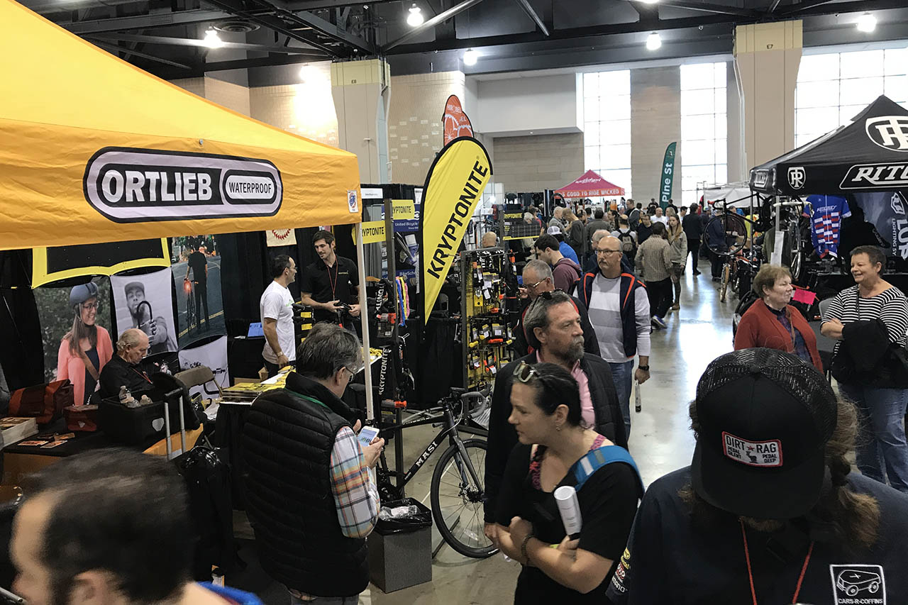 Why Philly Bike Expo is so great