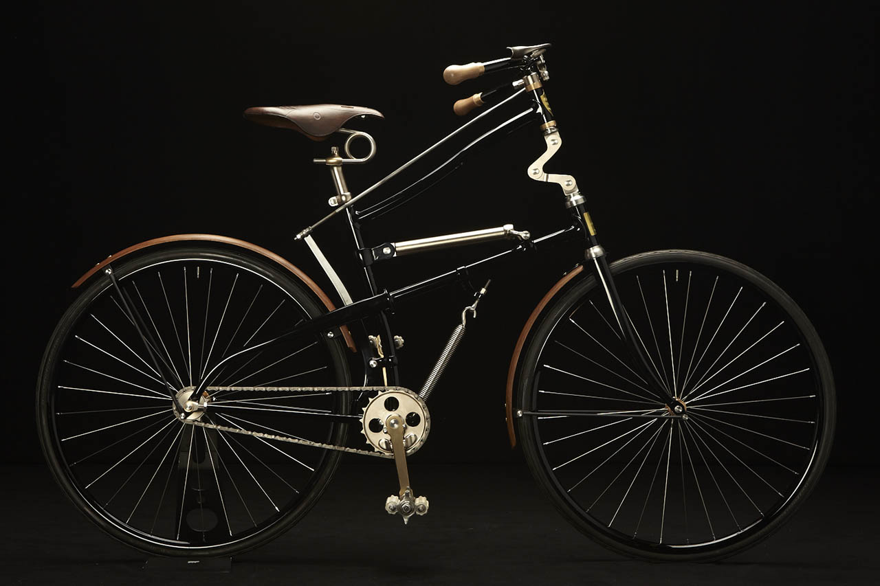 Vancouver Bike Show: Paul Brodie's Whippet