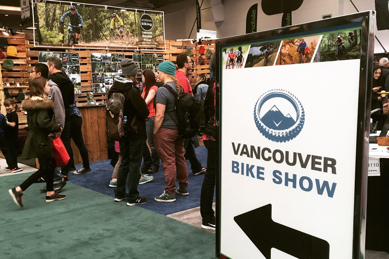 Vancouver Bike Show: The Best of British Columbia