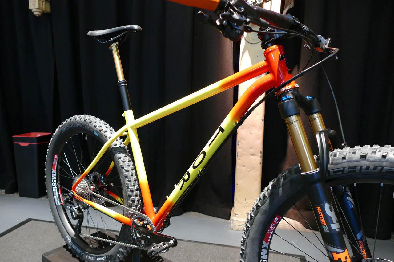 HBSA: Tor Bikes