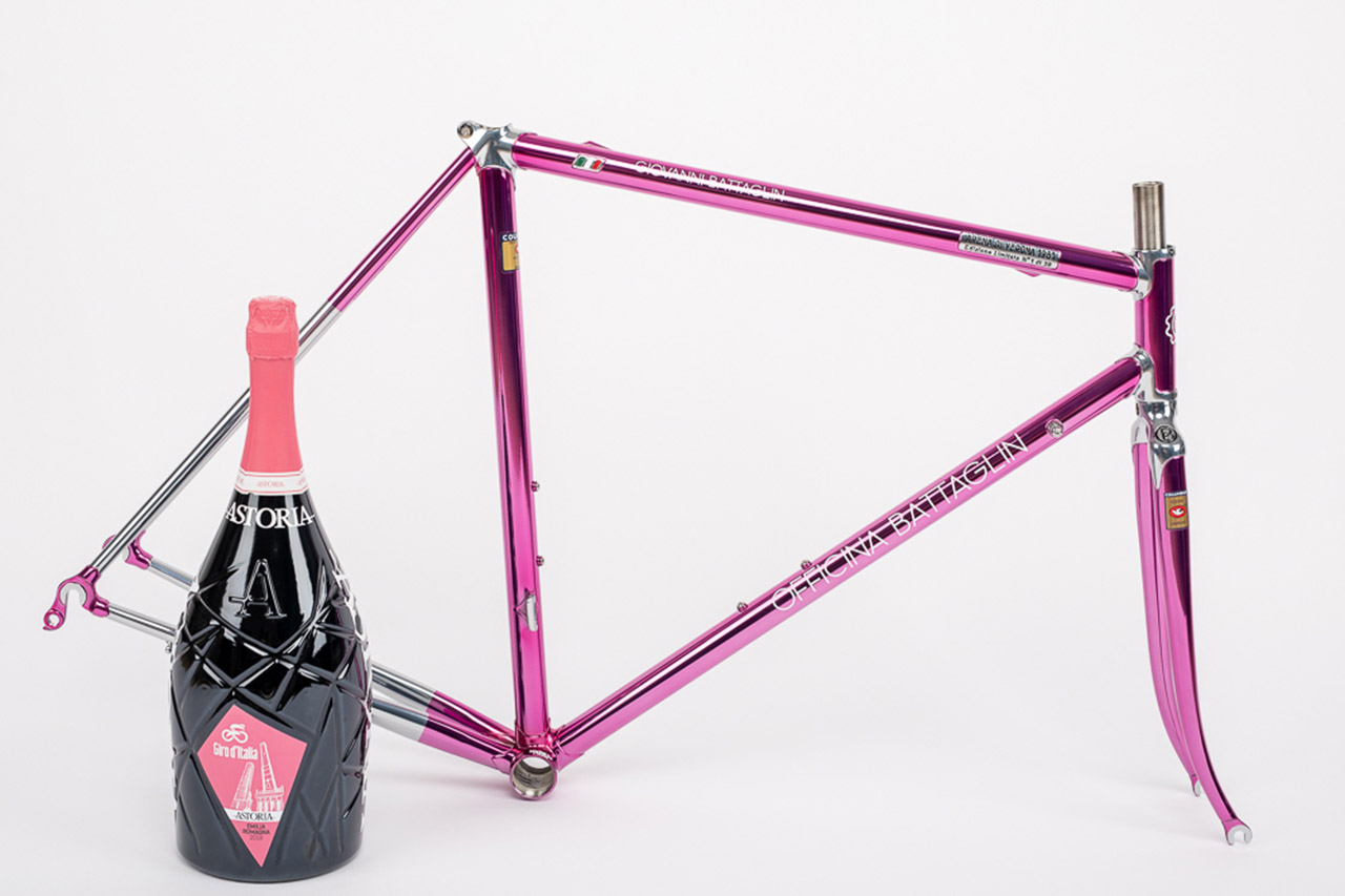 Battaglin's limited edition Arena 1981 frame