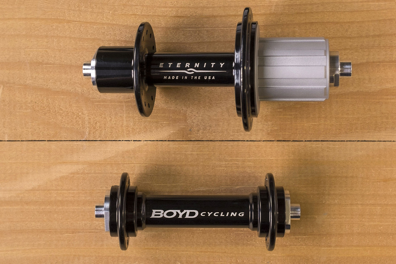 Boyd Cycling: Power to the Design