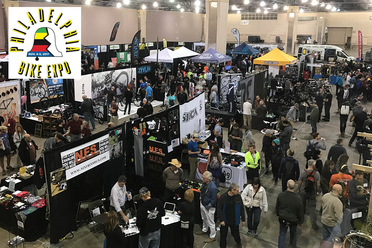 2017 Philly Bike Expo