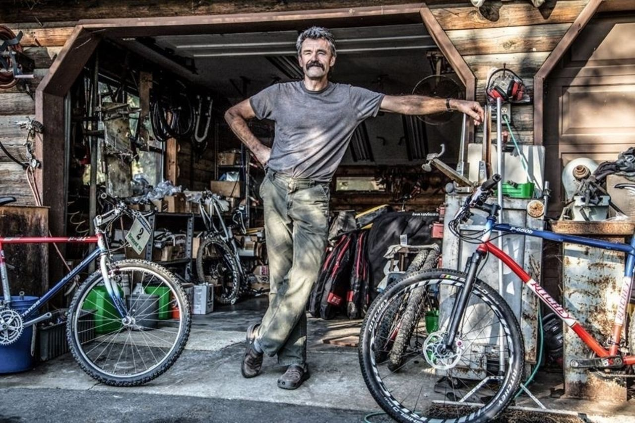 The genesis of the mountain bike, according to Tom Ritchey