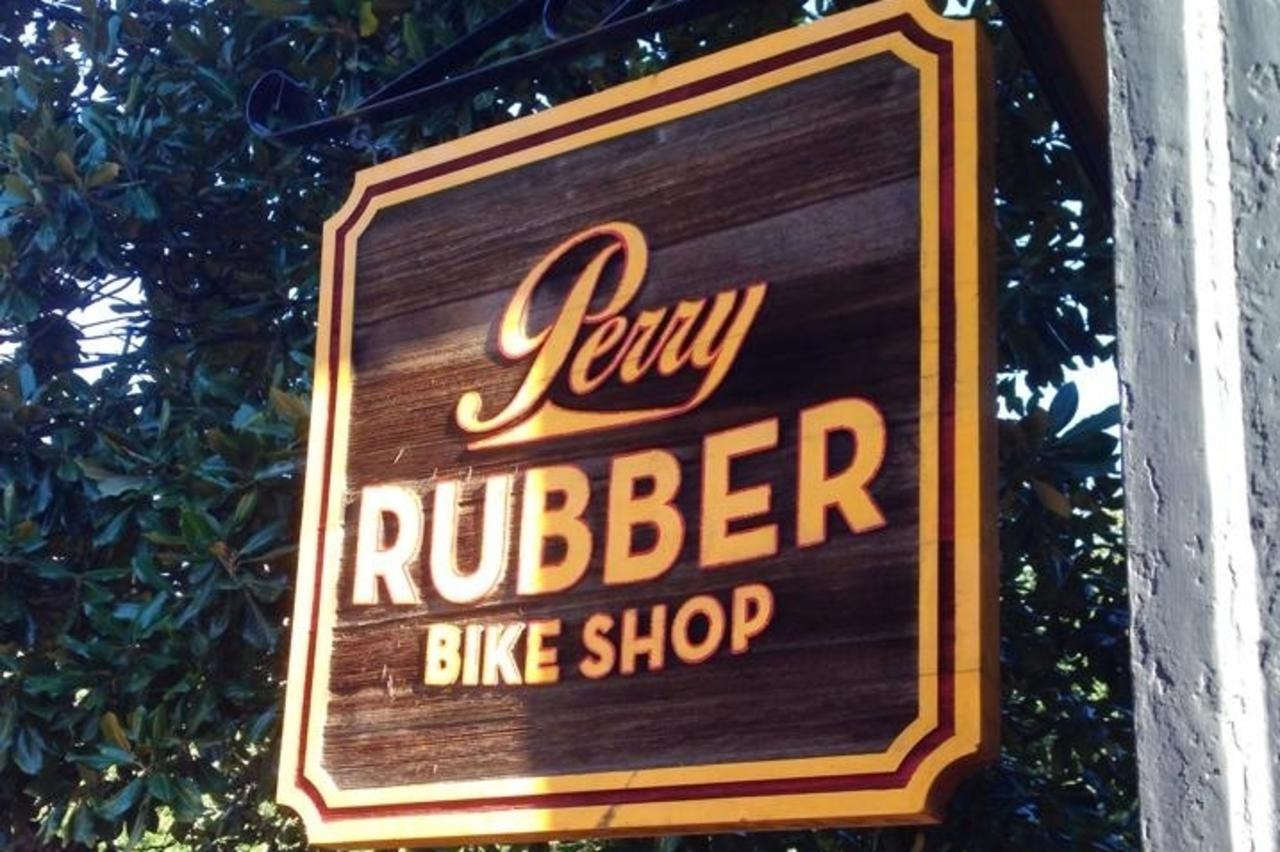 Perry Rubber Bike Shop: Southern Fried Cobbles